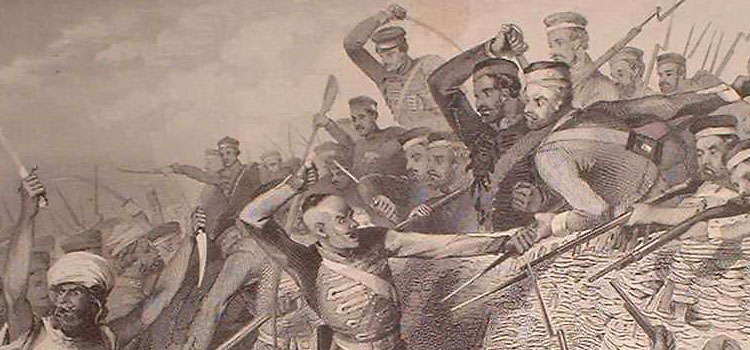 1857 uprising india essay During the indian rebellion of 1857, 900 british men although the east india company later accused nana sahib of betrayal and murder of innocent people.